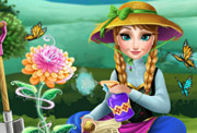 game Anna Grows Flower