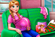 game Anna Mommy Twins Birth