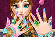 game Anna Nails Spa