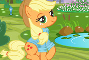 game Applejack