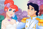 game Ariel Wedding Day