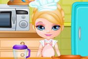 game Baby Barbie Cake Surprise