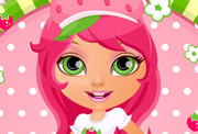 game Baby Barbie Strawberry Costumes