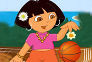 game Baby Dora Play Time Dress Up