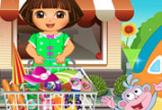 game Baby Dora Prepares For Picnic