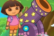 game Baby Dora The Bubble Pop