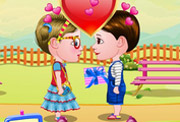 game Baby Hana and Liam Valentine