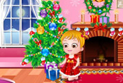 game Baby Hazel Christmas Time