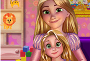 game Baby lessons with Rapunzel