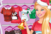 game Barbie Christmas Surprise