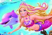 game Barbie In A Mermaid Tale 2