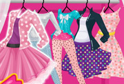 game Barbie Polka Dots Fashion
