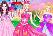 game Barbie Princess Fashion Expert