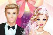 game Barbie Superhero Wedding Party