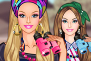 game Barbie Travels to Africa