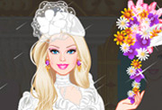 game Barbie Victorian Wedding
