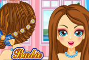 game Barbie Wedding Hairstyles