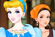 game Cinderella Poor VS Princess
