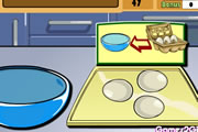 game Cooking Show Cheese Omelette