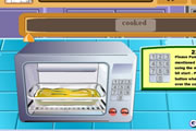 game Cooking Show Cheesecake