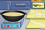 game Cooking Show Wontons