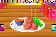 game Corn Fritters