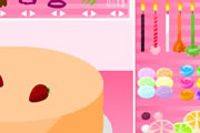 game Decorate Cake