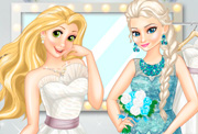 game Disney Princesses Wedding Models