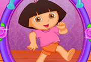 game Dora Go To School