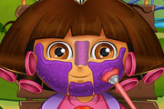 game Dora Great Makeover