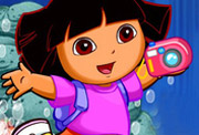 game Dora Take Photos Underwater