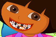 game Dora Tooth Decoration