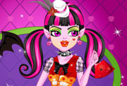 game Draculaura Hair Spa & Facial