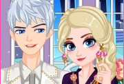 game Elsa And Jack Date Night