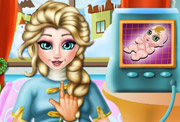 game Elsa Maternity Doctor