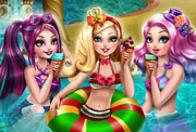 game Ever After Pool Party