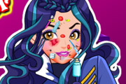 game Evie Facial Skin Doctor
