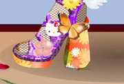 game Fashion High Heel