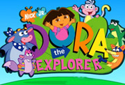 game Find Objects With Dora
