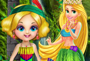game Forest Princess Spa Bath