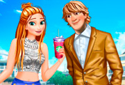 game Frozen Fashion Police