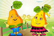 game Fruits Couple Dress Up