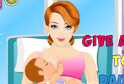 game Give Birth To A Daughter
