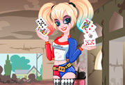 game Harley Quinn Dress