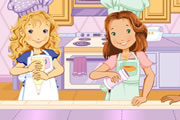 game holly hobbie muffin maker