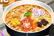 game Homemade Instant Noodle