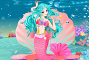 game Lovely Ocean Mermaid