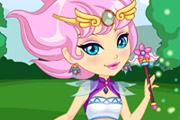 game Magical Elf Cute Dressup