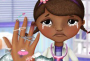 game McStuffins Hand Doctor