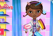 game Messy McStuffins